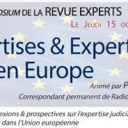 L'avenir de l'expertise sera-t-il européen?