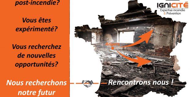 OFFRE D'EMPLOI – Expert Post-Incendie !